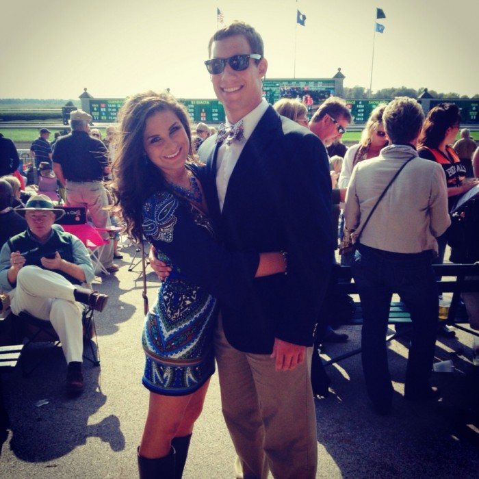 College Days spent at Keeneland