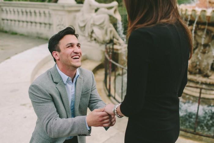 london marriage proposal ideas