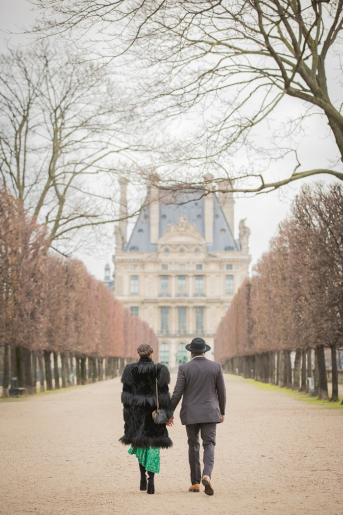 Image 3 of Porsha and Terry's Proposal in Paris
