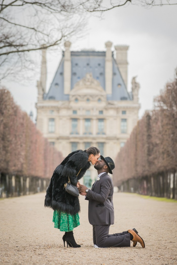 Image 6 of Porsha and Terry's Proposal in Paris