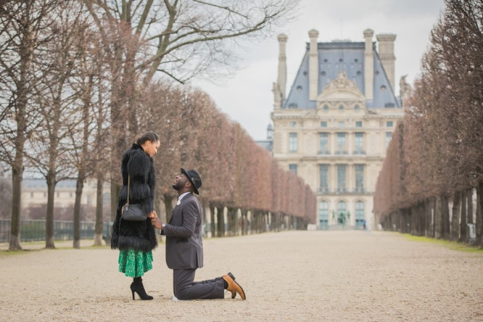Image 4 of Porsha and Terry's Proposal in Paris