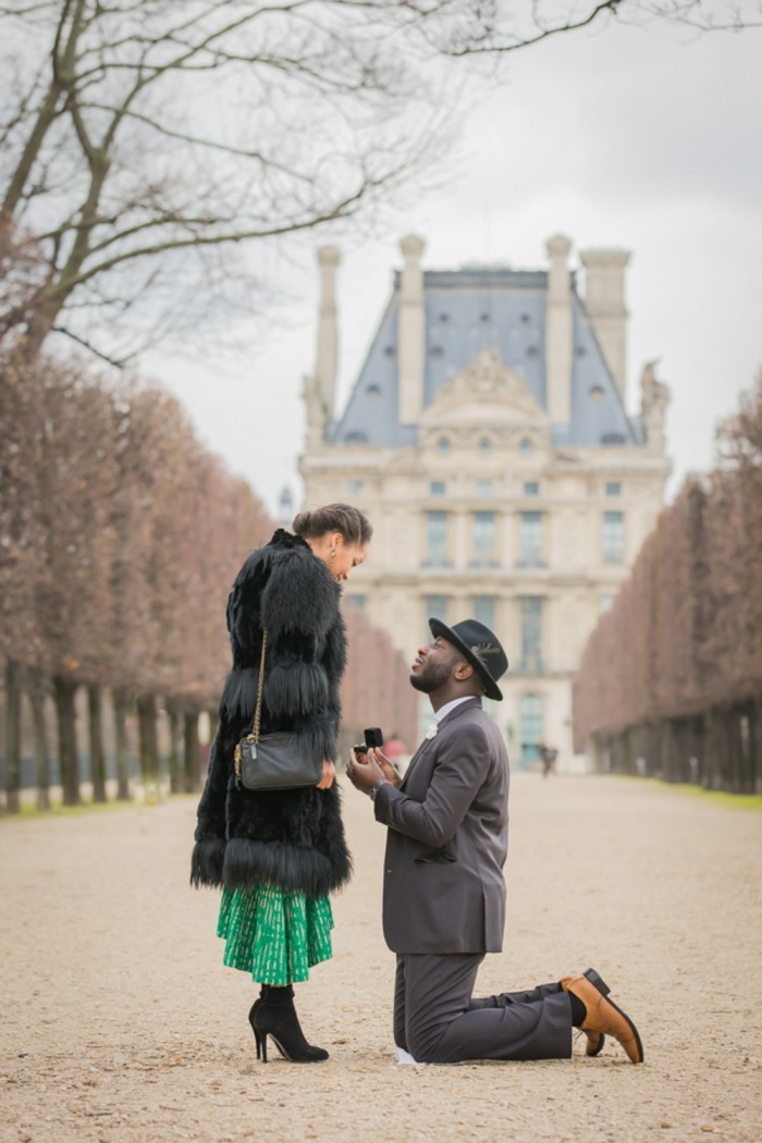 Image 5 of Porsha and Terry's Proposal in Paris