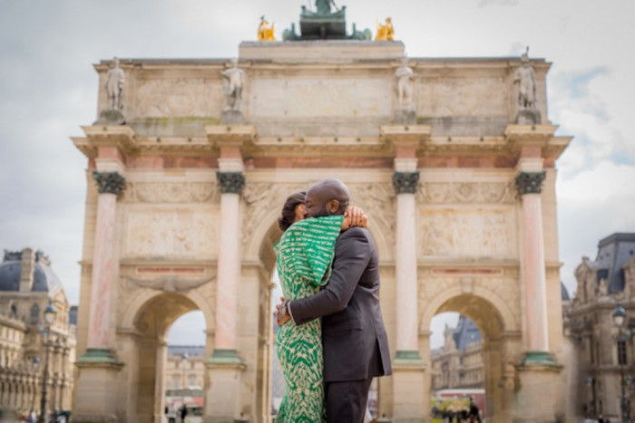 Image 9 of Porsha and Terry's Proposal in Paris