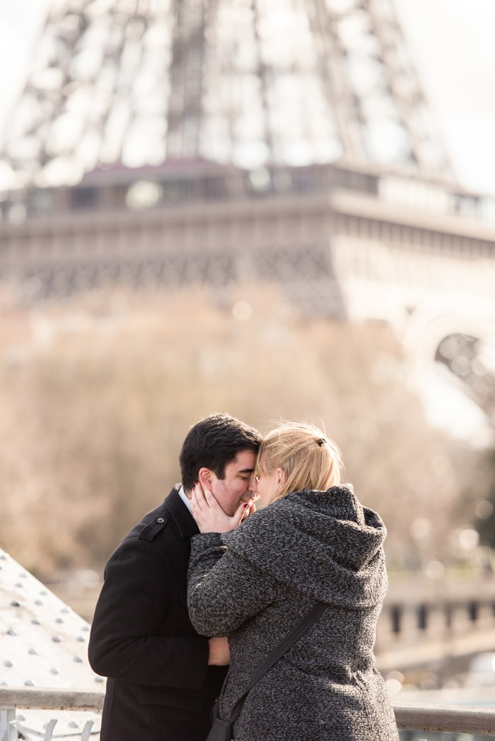 Image 6 of Davis and Amanda's Marriage Proposal in Paris