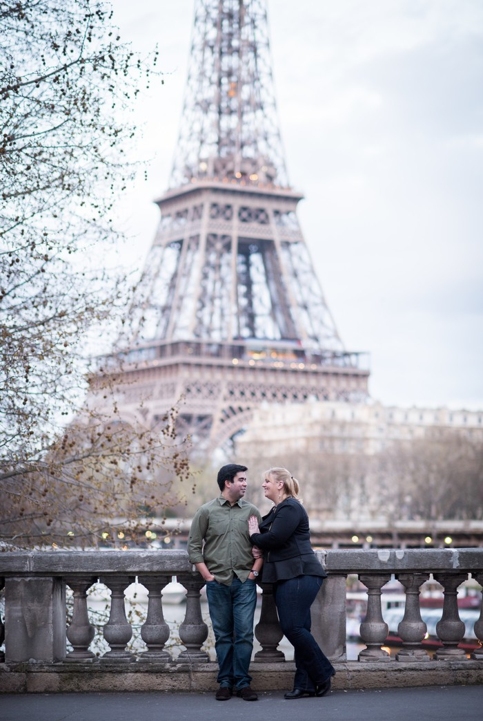 Image 7 of Davis and Amanda's Marriage Proposal in Paris
