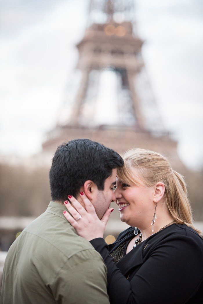 Image 9 of Davis and Amanda's Marriage Proposal in Paris
