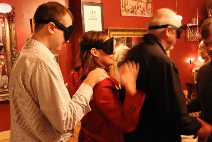 Blindfolded Proposal (3)