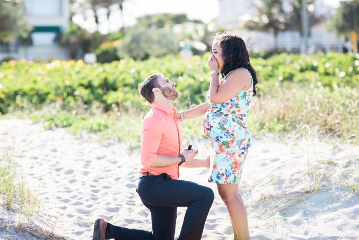 Maternity Shoot Marriage Proposal (1)