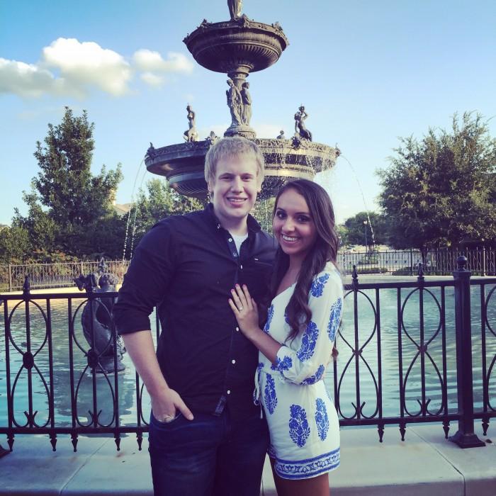 Kyle and Brianna