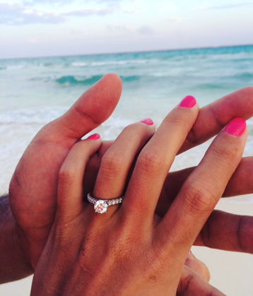 Engagement Proposal Ideas in Playa del Carmen, Mexico