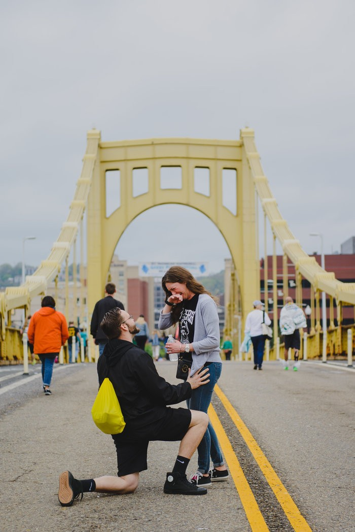 pittsburgh marriage proposal ideas