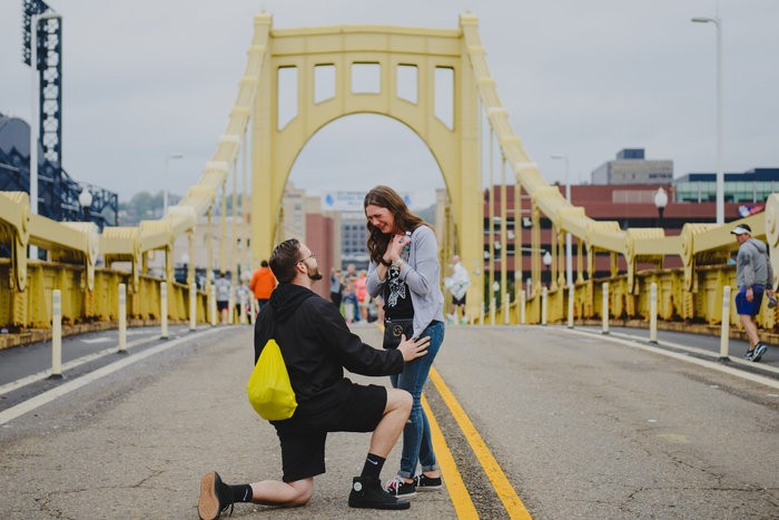 pittsburgh marriage proposals