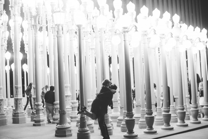 Los Angeles marriage proposal at the LACMA (13)
