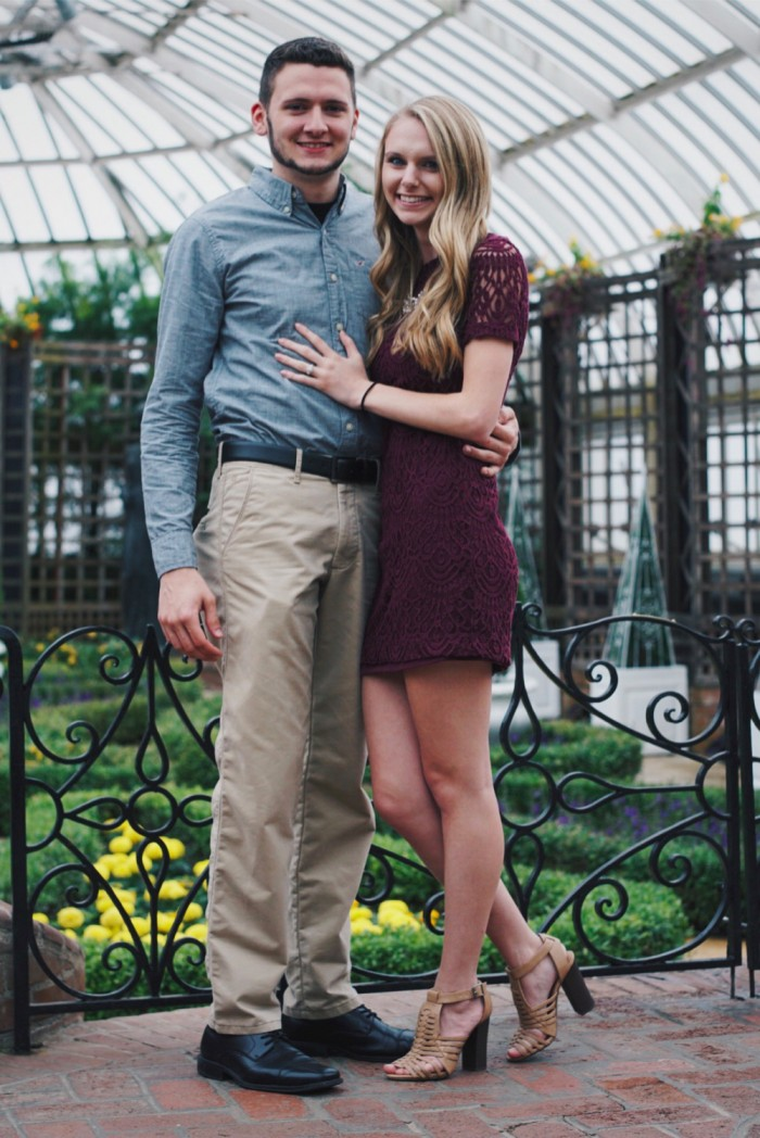 Marriage Proposal at phipps conservatory and botanical gardens_2_1