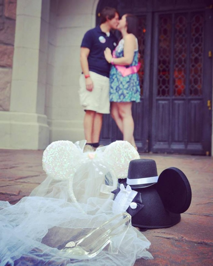 Wedding Proposal Ideas in Walt Disney World, Florida