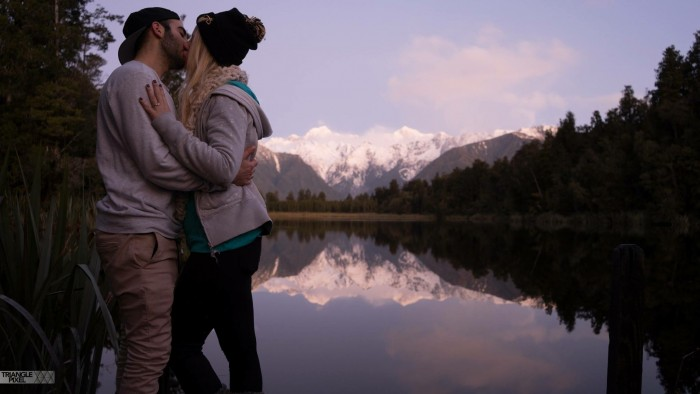 Haley's Proposal in New Zealand