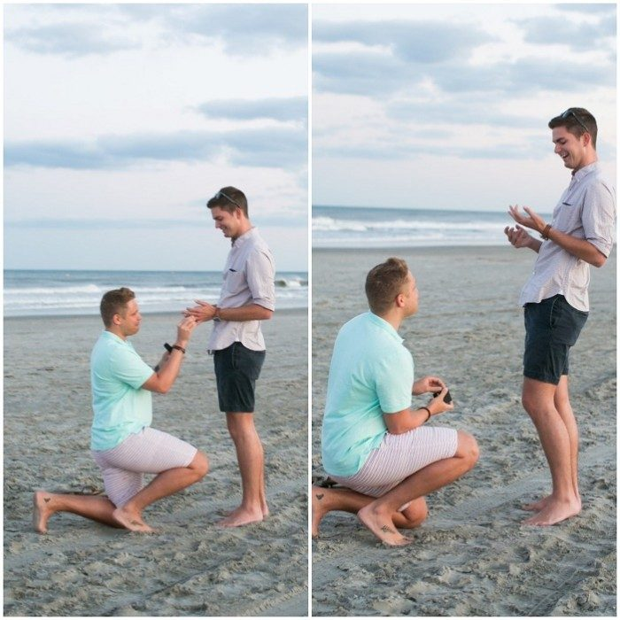 Image 13 of 15 Beach Proposal Ideas: For Your Sandy Marriage Proposal this Summer