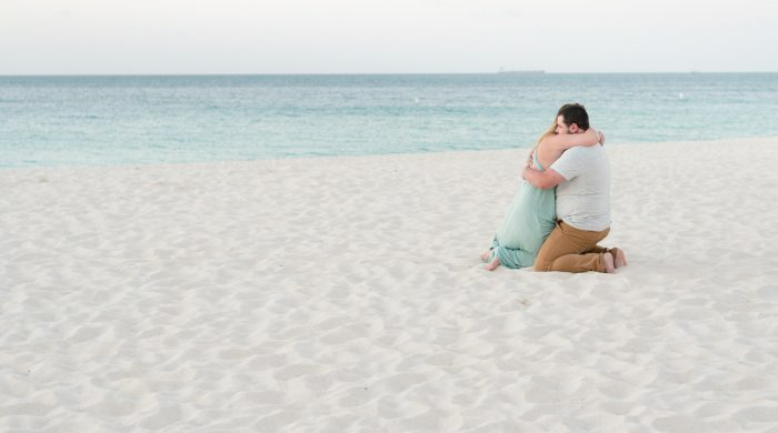 Image 11 of 15 Beach Proposal Ideas: For Your Sandy Marriage Proposal this Summer