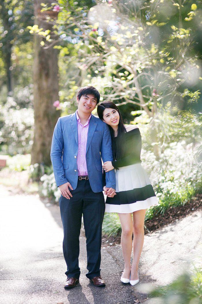 Image 1 of Hantao and Jeffrey