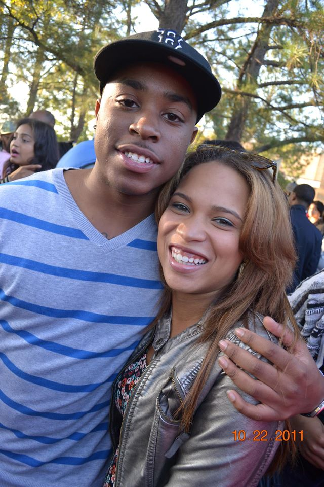 Image 2 of Tiera and Kenneth