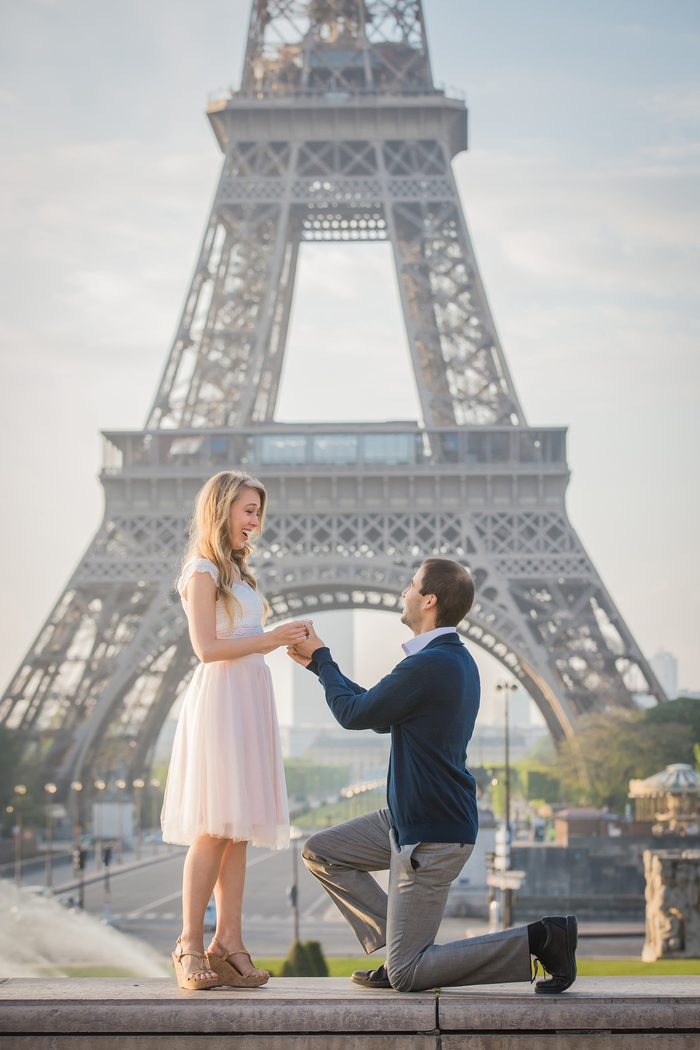 Image 4 of Heather and Martin's Proposal in Paris