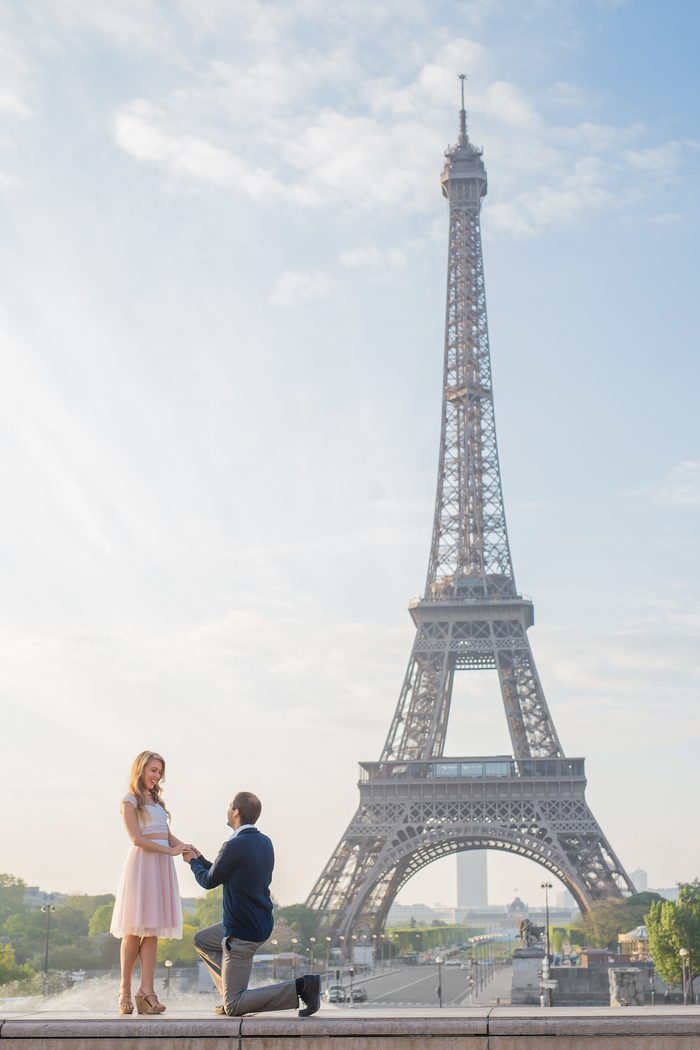 Image 5 of Heather and Martin's Proposal in Paris