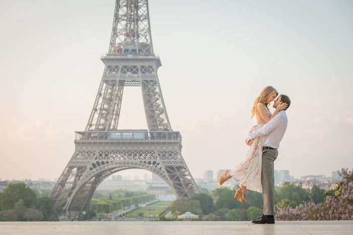 Image 6 of Heather and Martin's Proposal in Paris