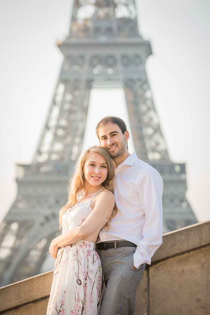 Image 7 of Heather and Martin's Proposal in Paris