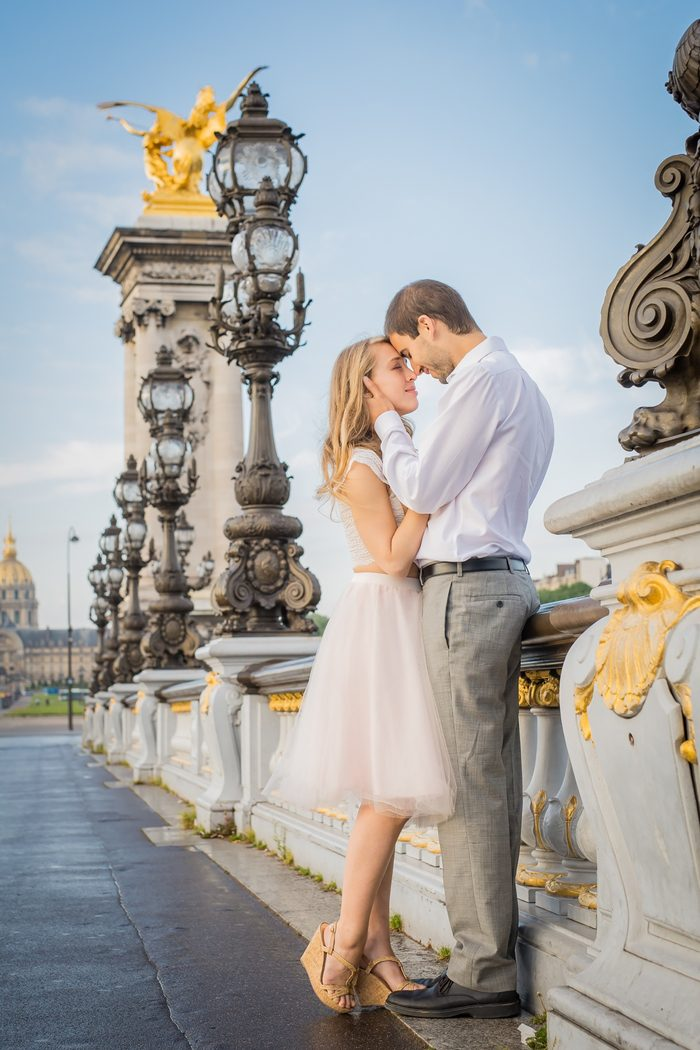 Image 9 of Heather and Martin's Proposal in Paris