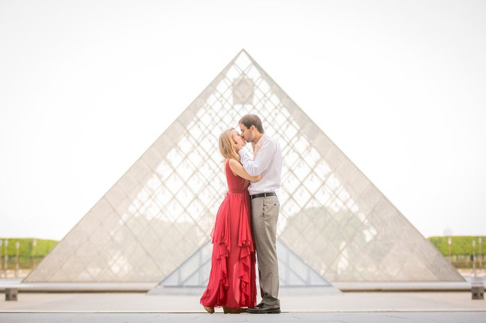 Image 2 of Heather and Martin's Proposal in Paris