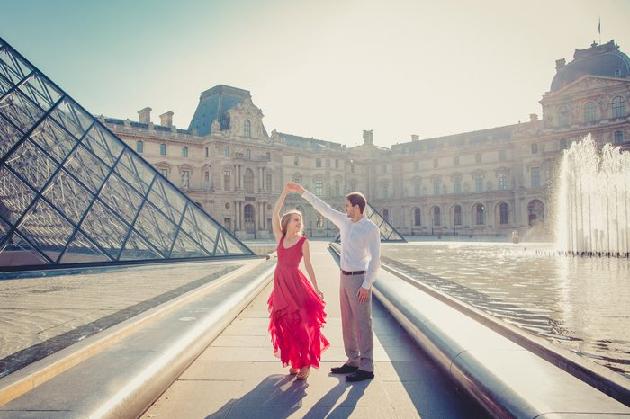 Image 1 of Heather and Martin's Proposal in Paris