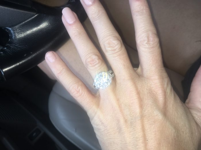 Jessica and Logans Proposal Featured on HowHeAsked