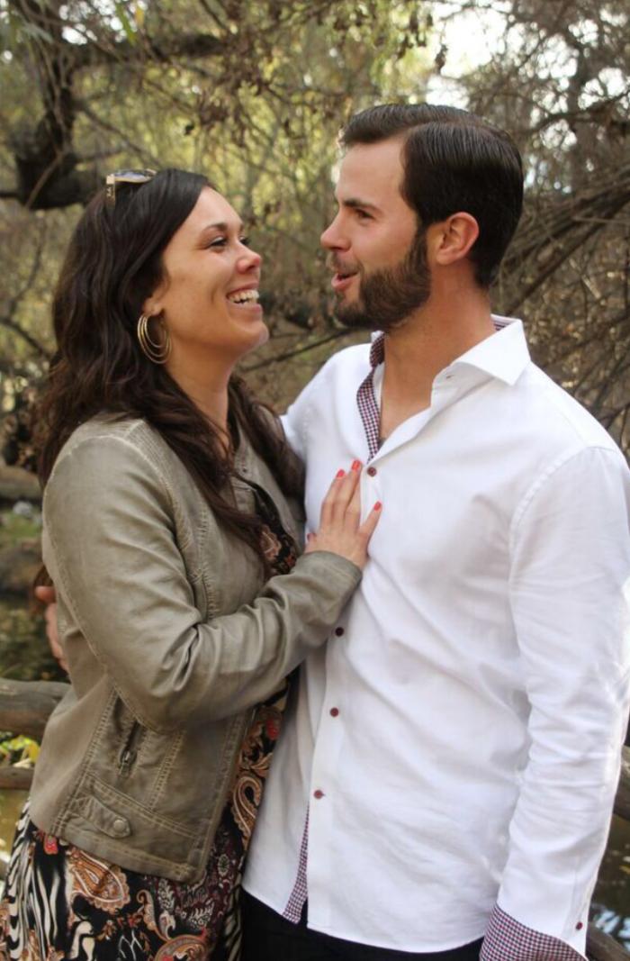 Image 1 of Haley and Thomas