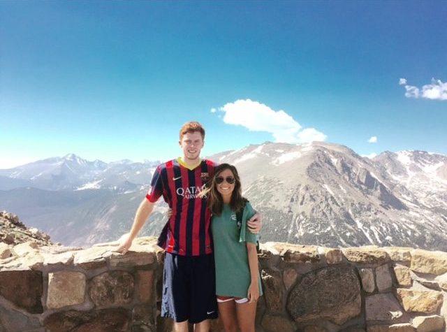 Megan's Proposal in Rocky Mountain National Park, Colorado