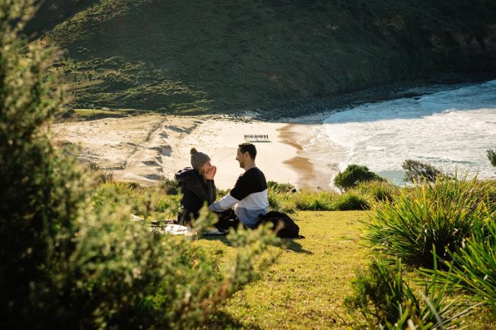 Romantic Hiking Proposal (11)