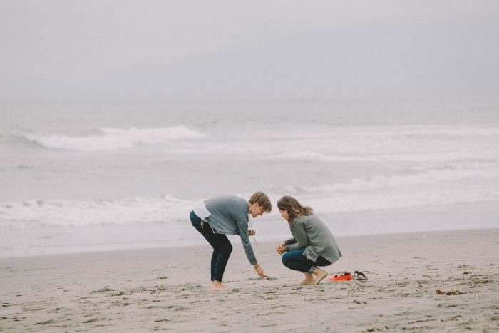Image 3 of 15 Beach Proposal Ideas: For Your Sandy Marriage Proposal this Summer