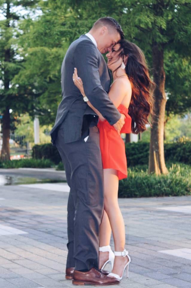 hugging proposal