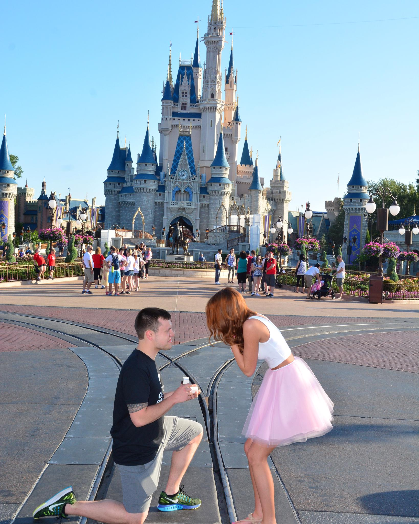 Kaitlyn And Jacob S Proposal On Howheasked