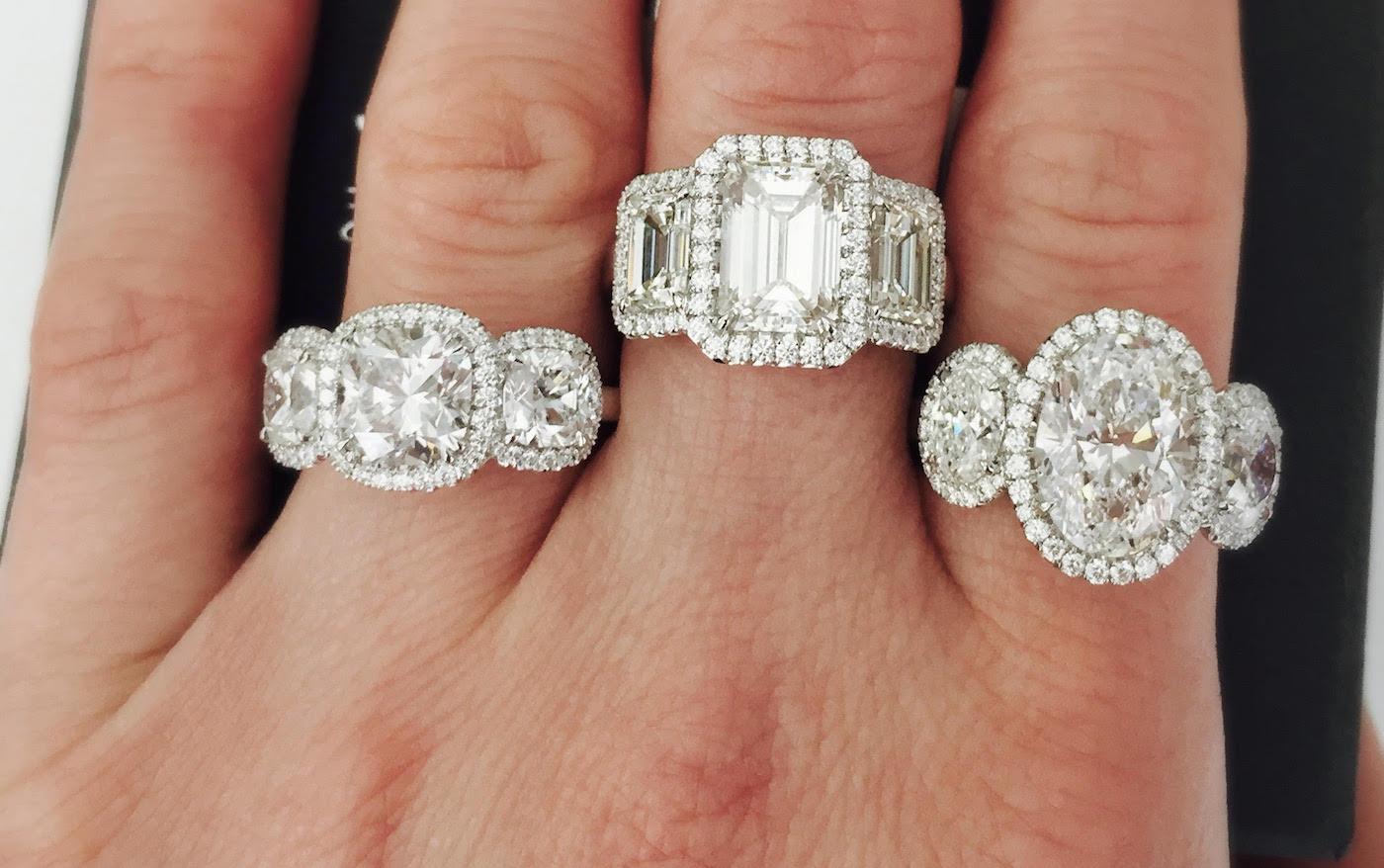 rahaminov engagement rings