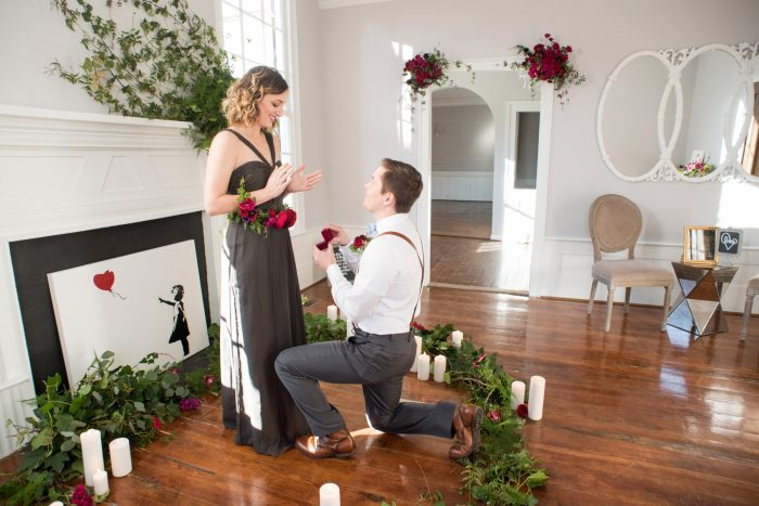 raleigh proposal photographer