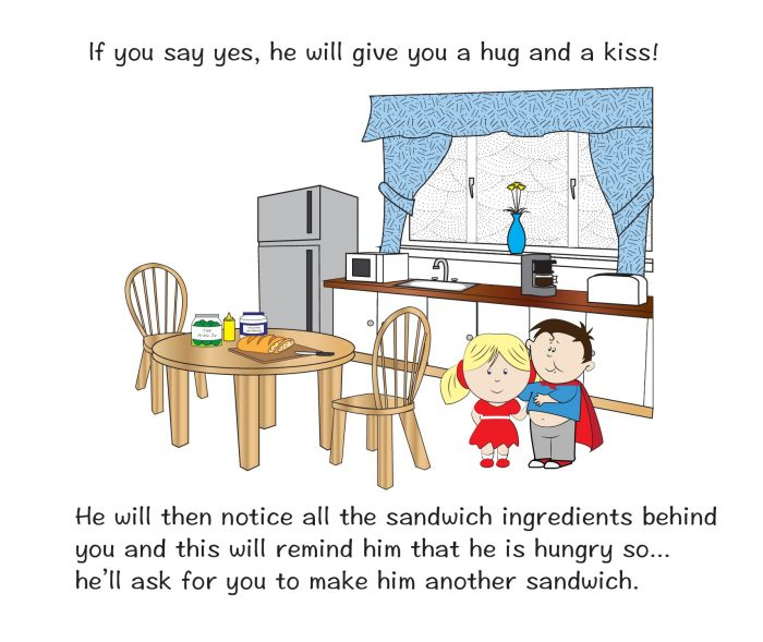 Image 16 of If You Make Vince a Sandwich