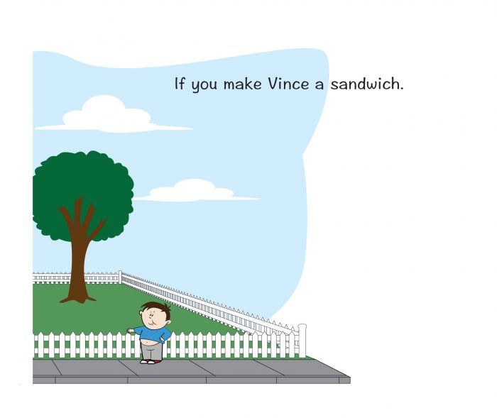 Image 4 of If You Make Vince a Sandwich