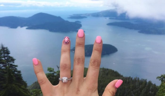 Where to Propose in St Marks Summit, Vancouver