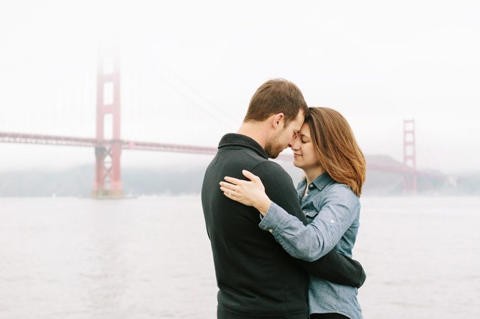 Crissy Field, Golden Gate Bridge | San Francisco Surprise Propos