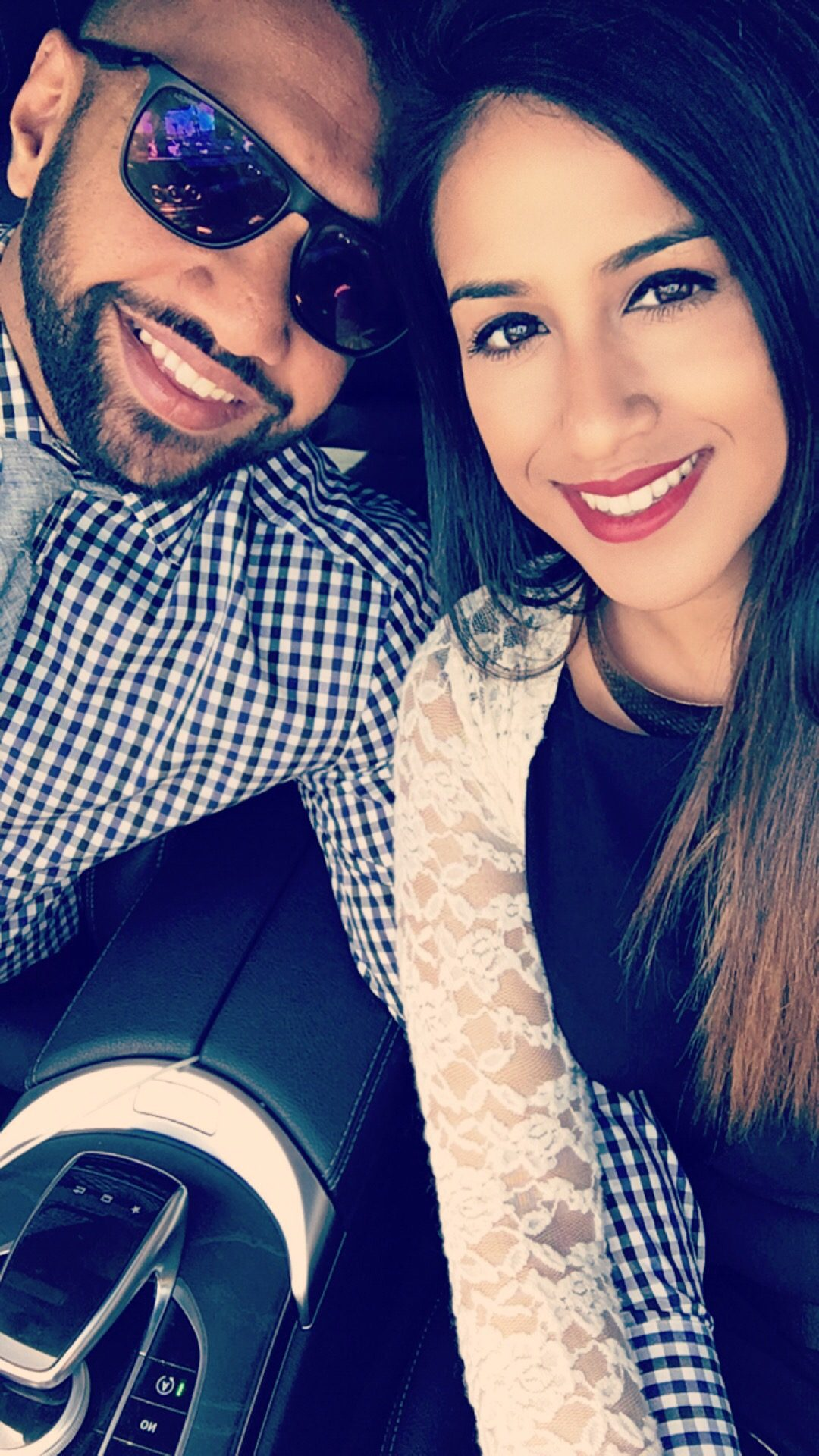 Image 1 of Alveena and Fawad