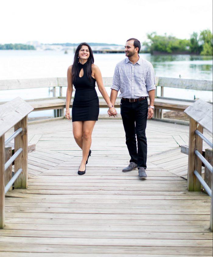 Marriage Proposal Ideas in Orinoco Bay Park, Alexandria