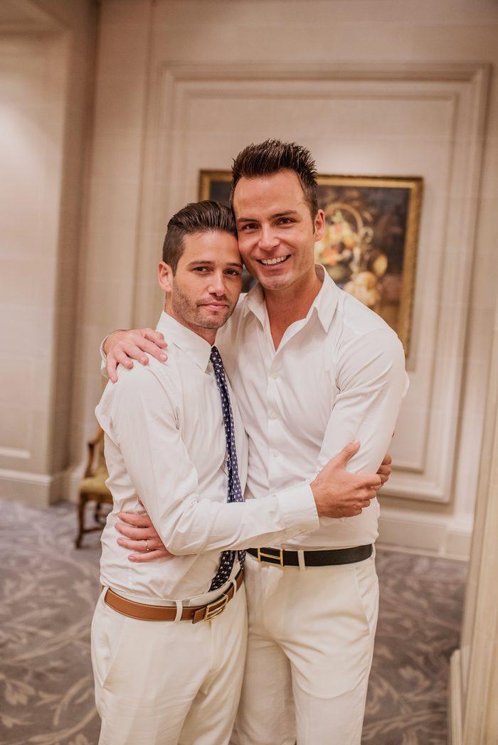 Image 1 of Josh and Bobby