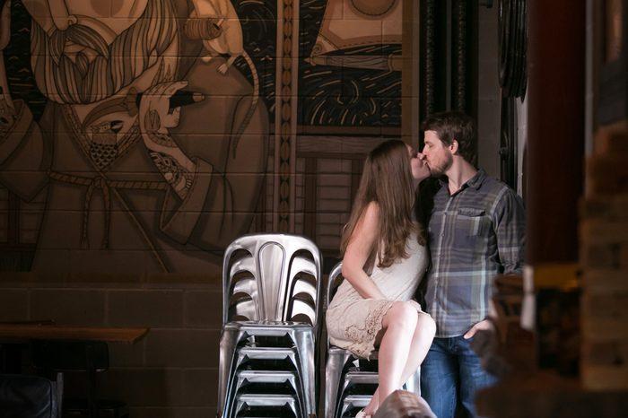 Image 1 of Zach and Lauren