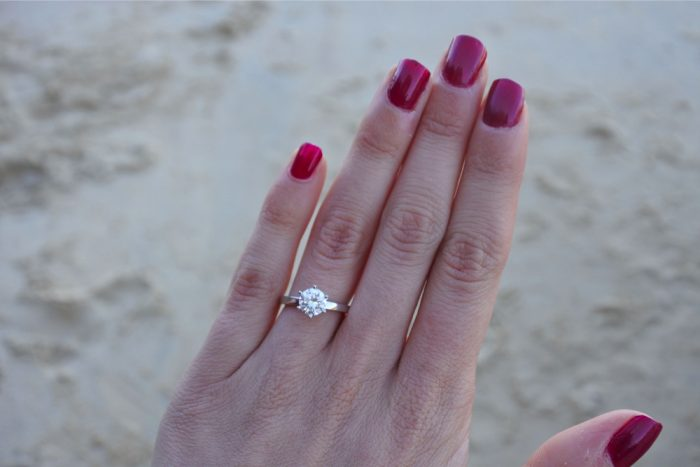 Marriage Proposal on Mollymook Beach 09