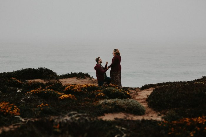 Big Sur Marriage Proposal Ideas